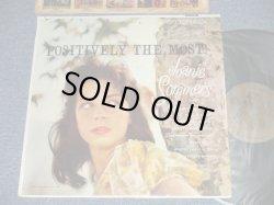 """画像1: JOANIE SOMMERS - POSITIVELY THE MOST!  (Ex+++/MINT-)  / 1960 US AMERICA ORIGINAL 1st Press """"GOLD LABEL"""" STEREO Used LP"""