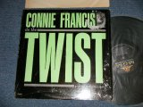 CONNIE FRANCIS -  DO THE TWIST WITH  CONNIE FRANCIS - (MINT-/MINT-)   / 1962 US AMERICA ORIGINAL MONO   Used LP