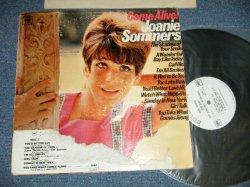 """画像1: JOANIE SOMMERS -  COME ALIVE ( Ex/Ex+++ STAMP  )  / 1966 US AMERICA ORIGINAL """"White Label PROMO"""" MONO Used LP"""