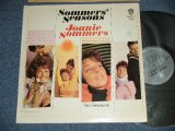 "JOANIE SOMMERS - SOMMERS' SEASONS ( MINT-/MINT) / 1964 US AMERICA  ORIGINAL ""GRAY Label"" MONO Used  LP"
