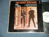 "The EVERLY BROTHERS - BEAT & SOUL! (Ex+/Ex+++)  /1965 US AMERICA ORIGINAL ""WHITE LABEL PROMO"" mono Used LP"