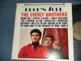 "The EVERLY BROTHERS - ROCK 'N SOUL  (Ex++/Ex+++)  /1967 US AMERICA ORIGINAL 1st Press ""GOLD Label"" STEREO Used LP5"