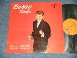 BOBBY RYDELL  -  BOBBY SINGS BOBBY SWINGS  (Ex++, VG\/Ex+ TEAR OBC, WOBC ) / 19S  US AMERICA ORIGINAL MONO Used LP