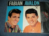 FABIAN / FRANKIE AVALON - .THE HIT MAKERS ( Ex+/Ex+ EDSP) / 1960 US AMERICA ORIGINAL MONO Used  LP