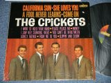 The CRICKETS - CALIFORNIA SUN/SHE LOVES YOU  (MINT-/MINT 手あRオン℉論TこヴぇR /  1964 US AMERICA ORIGINAL  MONO  Used  LP
