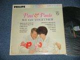 PAUL & PAULA - WE GO TOGETHER  ( Ex++/Ex+++ ) / 1963 US AMERICA ORIGINAL   STEREO Used LP