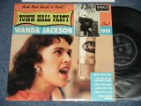 "WANDA JACKSON - TOWN HALL PARTY (MINT/MINT)  / 2008 US AMERICA ORIGINAL Used 10"" EP / LP"