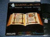 THE 4 FOUR SEASONS - SING BIG HITS by BURT BACHARACH, HAL DAVID... BOB DYLAN (Ex++/Ex+++)  / 1965 US AMERICA ORIGINAL MONO Used LP