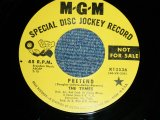 "THE TYMES - PRETEND : STREET TALK ( Ex++ Looks:Ex+++/ Ex++ Looks:Ex+++) / 1966 US AMERICA ORIGINAL ""YELLOW Label PROMO""  Used 7"" SINGLE"