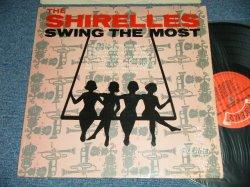 画像1: THE SHIRELLES -  SWING THE MOST  (MINT-/MINT-) / 1965 US AMERICA ORIGINAL Used LP