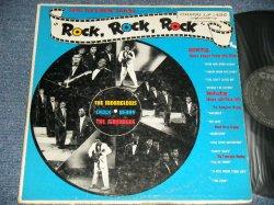 画像1: ost V.A. (CHUCK BERRY, FLAMINGOS, MOONGLOWS) -ROCK, ROCK, ROCK  (VG+++/VG+++ EDSP, WOBC)   / 1956 US AMERICA ORIGINAL MONO Used LP