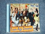 V.A.Various OMNIBUS - TEEN-AGE DREAMS Vol.28 (MINT-MINT) / GERMAN GERMANY ORIGINAL Used  CD