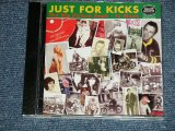 V.A.Various OMNIBUS - JUST FOR KICKS : THE BIG PICTURE BOOK-IN MUSIC (ExMINT) / 2011 EU EUROPE ORIGINAL Used  CD  UK ENGLAND