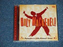 画像1: V.A.Various OMNIBUS - Holy Mackerel! Pretenders To Little Richard's Throne (MINT-MINT) / 2009 UK ENGLAND ORIGINAL Used  CD