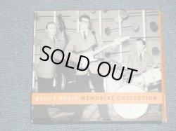 画像1: BUDDY HOLLY-  MEMORIAL COLLECTION ( Ex+++/MINT ) / 2008 US AMERICA ORIGINAL Used 3-CD'S Set