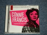 CONNIE FRANCIS - LIPSTICK ON YOUR COLLAR  (MINT-/MINT) / 2011 UK ENGLAND Used  CD