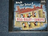 BILL HALEY and His COMETS  - ROCK THE JOINT ( MINT-/MINT) / 1989 UK ENGLAND ORIGINAL  Used CD