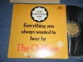THE CHIFFONS - EVERYTHING YOU ALWAYS WANTED TO HEAR BY (Ex・えx+++ Looks:Ex+) / 1975 US ORIGINAL MONO Used LP