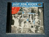 V.A.Various OMNIBUS - JUST FOR KICKS : THE STORY OF YOUR LIFE-IN MUSIC (MINT-/MINT) / 2008 UK ENGLANDE ORIGINAL Used  CD