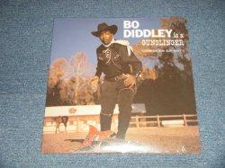 """画像1: BO DIDDLEY - IS A GUNSLINGER  (SEALED)  / US AMERICA REISSUE """"Brand New SEALED"""" LP"""