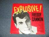 "FREDDY CANNON - EXPLOSIVE! (SEALED ) / 1980 GERMAN ""BRAND NE SEALED"" LP"