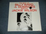 "BILLY WARD & the DOMINOS Feat. JACKIE WILSON  - THE BEST OF ( SEALED)  / US AMERICA ""BRAND NEW SEALED"" LP"