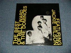 """画像1: BILLY WARD & the DOMINOS Feat. JACKIE WILSON  - THE BEST OF ( SEALED)  / US AMERICA """"BRAND NEW SEALED"""" LP"""