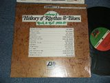 "V.A. VARIOUS Omnibus - HISTORY of RHYTHM & BLUES Volume 3: ROCK & ROLL 1956-1957(MINT/MINT Cut out) /  1969 Version US AMERICA REISSUE ""RED & GREEN Label"" Used LP"