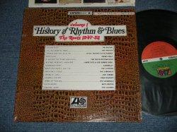 """画像1: V.A. VARIOUS Omnibus - HISTORY of RHYTHM & BLUES Volume 1 : THE ROOTS 1947-52 (MINT/MINT Cut Out ) /  1969 Version US AMERICA REISSUE """"RED & GREEN Label"""" Used LP"""