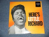 "LITTLE RICHARD -   HERE'S LITTLE RICHARD (SEALED)   / 2015 EUROPE REISSUE ""180 Gram Heavy Weight""  ""BRAND NEW SEALED"" LP"
