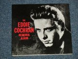 EDDIE COCHRAN - THE MEMORIAL ALBUM  ( ORIGINAL ALBUM + BONUS ) (MINT-/MINT) / 2005 FRANCE ORIGINAL 1st Release DIGI-PACK Used  CD