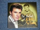 RICKY NELSON - THE BALLADS OF (MINT/MINT) / 2013 GERMAN Used CD