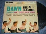 THE 4 FOUR SEASONS -  DAWN (Ex++/MINT-)   / 1964 US AMERICA ORIGINAL STEREO used LP