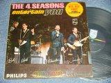 THE 4 FOUR SEASONS -  ENTERTAIN YOU (Ex/Ex++)   / 1965 US AMERICA ORIGINAL MONO used LP