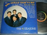 THE 4 FOUR SEASONS - BIG GIRL DON'T CRY (Ex/Ex+++)   / 1963 US AMERICA ORIGINAL MONO used LP