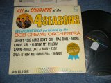 BOB CREWE ORCHESTRA - ALL THE SONG HITS OF THE 4 FOUR SEASONS (Ex++, Ex+/MINT-) / 1964 US AMERICA ORIGINAL MONO Used LP