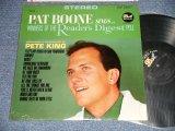 PAT BOONE - SINGS WINNERS OF THE READER DIGEST POLL (MINT-/MINT-) /1965 US AMERICA  ORIGINAL  STEREO Used LP