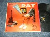 PAT BOONE - PAT(Ex+++, Ex+/Ex+++ WOL) /1957 US AMERICA  ORIGINAL  MONO Used LP