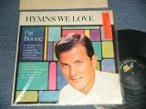 PAT BOONE - HYMNS WE LOVE  (MINT-/MINT-) /1959 US AMERICA  ORIGINAL  STEREO Used LP