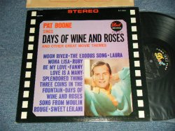 画像1: PAT BOONE - SINGS DAYS OF WINE AND ROSES (Ex+++/MINT-) /1963 US AMERICA  ORIGINAL  STEREO Used LP