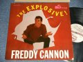 FREDDY CANNON - THE EXPLOSIVE!(1st DEBUT ALBUM ) ( Ex++/Ex++ ) / 1960  US AMERICA ORIGINAL MONO Used LP