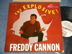 画像1: FREDDY CANNON - THE EXPLOSIVE!(1st DEBUT ALBUM ) ( Ex++/Ex++ ) / 1960  US AMERICA ORIGINAL MONO Used LP