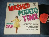 DEE DEE SHARP - IT'S MASHED POTATO TIME : 1ST Press Front Cover (Ex+, eX/eX++) / 1962 US AMERICA ORIGINAL MONO Used LP