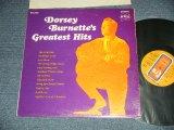 DOROSEY BURNETTE - DOROSEY BURNETTE'S GREATEST HITS  ( Ex+/MINT-) / 1969 US AMERICA ORIGINAL STEREO Used LP