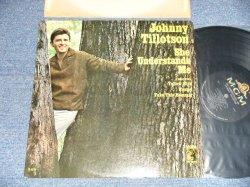 画像1: JOHNNY TILLOTSON -   SHE UNDERSTANDS ME ( Ex++/MINT-)  / 1965  US AMERICA ORIGINAL MONO Used LP