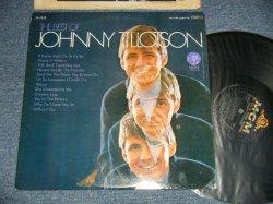 画像1: JOHNNY TILLOTSON -   THE BEST OF  OHNNY TILLOTSON( Ex++/Ex+++)  / 1968US AMERICA ORIGINAL STEREO  Used LP