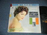 CONNIE FRANCIS -  MORE ITALIAN FAVORITES ( Ex/Ex+++ Looks:MINT- EDSP)    / 1960 US AMERICA ORIGINAL STEREO  Used LP
