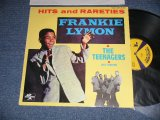 FRANKIE LYMON & The TEENAGERS - HITS and RARETIES ( Ex++/Ex++ Looks:Ex+++ ) / 1987 SWEDEN Used LP