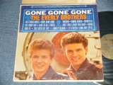 "The EVERLY BROTHERS - GONE GONE GONE (Ex-/MINT-)  /1965 US AMERICA ORIGINAL 1st Press ""GOLD Label"" STEREO Used LP"