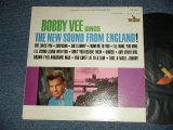 BOBBY VEE - SINGS THE NEW SOUND FROM ENGLAND (Ex++/Ex+++ Looks:MINT-)  / 1964 US AMERICA ORIGINAL STEREO Used LP